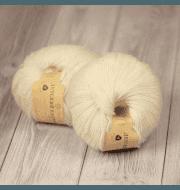 Пряжа Пехорка Детский каприз Цвет.01 Белый