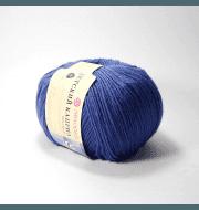 Пряжа Пехорка Детский каприз Цвет.100 Корол. синий