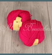 Пряжа Пехорка Детский каприз Цвет.84 Малиновый мусс