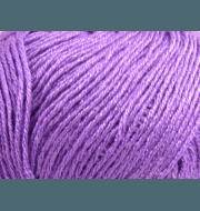 Пряжа Пехорка Кружевная Цвет.179 Фиалка