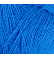 Пряжа Пехорка Кружевная Цвет.45 Т.бирюза
