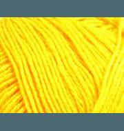 Пряжа Пехорка Кружевная Цвет.80 Канарейка