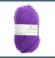 Пряжа Пехорка Народная Цвет.78 фиолетовый