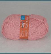 Пряжа Семеновская Наташа Цвет.Розовый 20