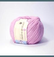 Пряжа Пехорка Детский каприз Цвет.29-Розовая сирень