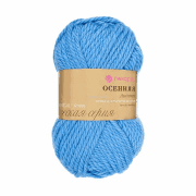 Пряжа Пехорка Осенняя Цвет.520-Голубая пролеска