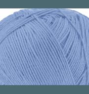 Пряжа Пехорка Хлопок натуральный Цвет.05 Голубой