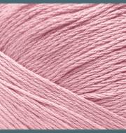 Пряжа Пехорка Хлопок натуральный Цвет.20 Розовый