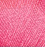 Пряжа Alize Baby Wool Цвет.33 Т.розовый