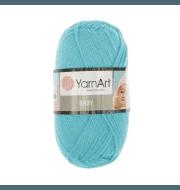 Пряжа YarnArt Baby Цвет.552 Бирюзовый