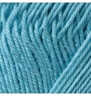 Пряжа YarnArt Begonia Цвет.5353 Ярко голубой