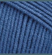 Пряжа YarnArt Jeans Цвет.16 Синий