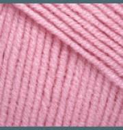 Пряжа YarnArt Jeans Цвет.36 Светло розовый