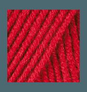 Пряжа YarnArt Merino De Luxe Цвет.156 Красный