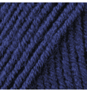 Пряжа YarnArt Merino De Luxe Цвет.583 Т.Синий