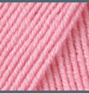 Пряжа YarnArt Merino De Luxe Цвет.597 Розовый