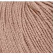 Пряжа Пехорка Детская объёмная Цвет.165 Т.бежевый