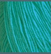 Пряжа Пехорка Детская объёмная Цвет.581 Св.изумруд