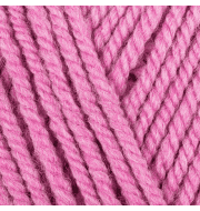 Пряжа Пехорка Популярная Цвет.582 Св.фуксия