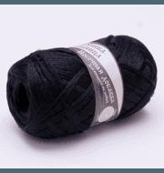 Пряжа Хозяюшка-рукодельница Носочная добавка Цвет. Черный