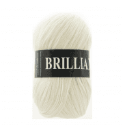 Пряжа VITA Brilliant Цвет.4951 Белый