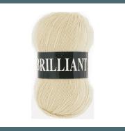 Пряжа VITA Brilliant Цвет.4983 Экрю