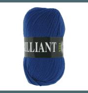 Пряжа VITA Brilliant Цвет.4989 Синий сапфир