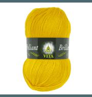 Пряжа VITA Brilliant Цвет.5112 Желтый