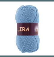 Пряжа VITA Lira Цвет.5004 Голубой