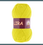 Пряжа VITA Lira Цвет.5018 Светло-желтый