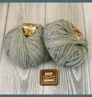 Пряжа Seam Alpaca de Italia Цвет.0501
