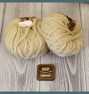Пряжа Seam Alpaca de Italia Цвет.0201 песочный