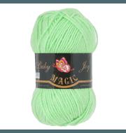 Пряжа Magic Baby Joy Цвет.5706 Нежно-зеленый