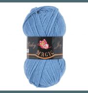 Пряжа Magic Baby Joy Цвет.5709 Джинсовый
