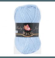 Пряжа Magic Baby Joy Цвет.5712 Светло-голубой