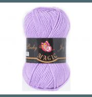 Пряжа Magic Baby Joy Цвет.5714 Светло-сиреневый