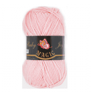Пряжа Magic Baby Joy Цвет.5718 Нежно-розовый