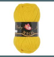 Пряжа Magic Baby Joy Цвет.5721 Желтый