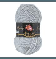 Пряжа Magic Baby Joy Цвет.5723 Светло-серый