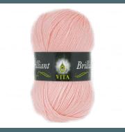 Пряжа VITA Brilliant Цвет.5109 Нежно-розовый