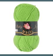 Пряжа Magic Baby Joy Цвет.5705 Зеленый
