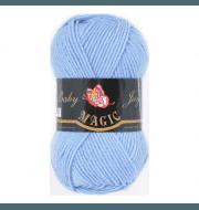 Пряжа Magic Baby Joy Цвет.5711 Голубой