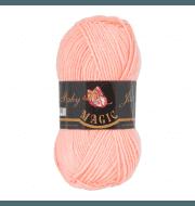 Пряжа Magic Baby Joy Цвет.5719 Оранжевый коралл