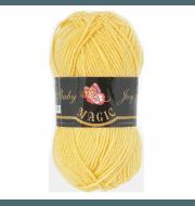 Пряжа Magic Baby Joy Цвет.5722 Светло-желтый