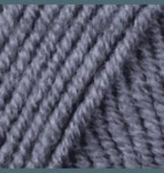 Пряжа YarnArt Merino De Luxe Цвет.3088 Серый