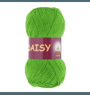 Пряжа VITA Daisy Цвет.4407 Молодая зелень