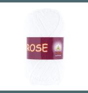 Пряжа VITA Rose Цвет.3901 Белый