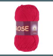 Пряжа VITA Rose Цвет.3917 Красный