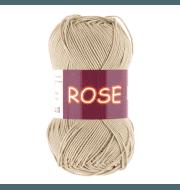 Пряжа VITA Rose Цвет.3943 Бежевый