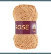 Пряжа VITA Rose Цвет.4253 Крем-брюле